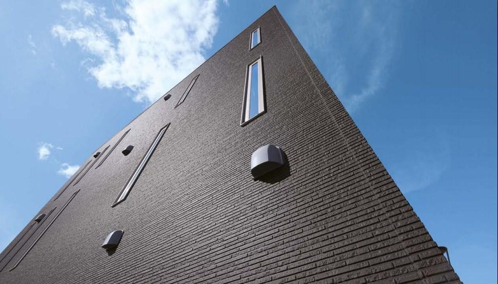 Фасадные панели из Японии!